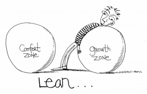 Lean into growth