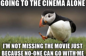 Cinema Alone